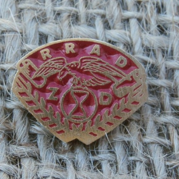 16e78771400 Vintage Accessories | Red River Army Depot Rrad Military Pin | Poshmark